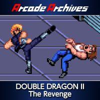 Portada oficial de Arcade Archives: Double Dragon II The Revenge para PS4