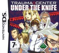 Portada oficial de Trauma Center: Under the Knife para NDS