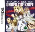 Portada oficial de de Trauma Center: Under the Knife para NDS