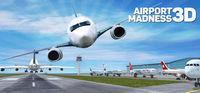 Portada oficial de Airport Madness 3D para PC
