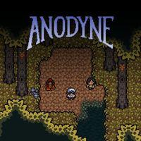 Portada oficial de Anodyne para PS4