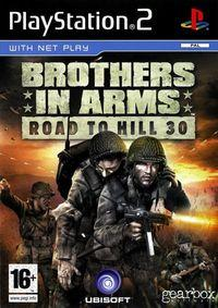 Portada oficial de Brothers in Arms para PS2