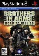 Portada oficial de de Brothers in Arms para PS2