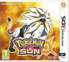 Portada oficial de de Pokémon Sol / Luna para Nintendo 3DS