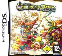 Portada oficial de Children of Mana para NDS