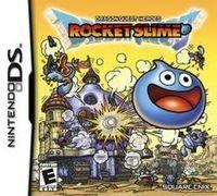 Portada oficial de Dragon Quest Heroes: Rocket Slime para NDS