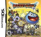 Portada oficial de de Dragon Quest Heroes: Rocket Slime para NDS