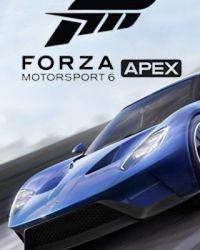 Portada oficial de Forza Motorsport 6: Apex para PC