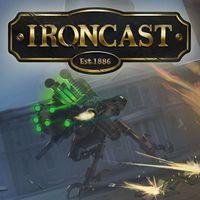 Portada oficial de Ironcast para PS4