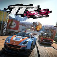Portada oficial de Table Top Racing: World Tour para PS4