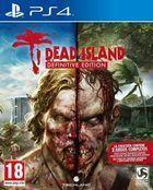 Portada oficial de de Dead Island Definitive Collection para PS4