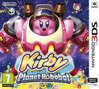 Portada oficial de de Kirby: Planet Robobot para Nintendo 3DS