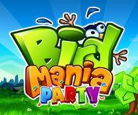 Portada oficial de Bird Mania Party eShop para Wii U