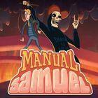 Portada oficial de de Manual Samuel para PS4