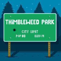 Portada oficial de Thimbleweed Park para Android