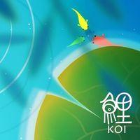 Portada oficial de KOI para PS4