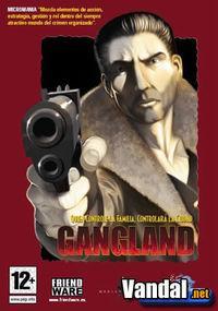 Portada oficial de Gangland para PC