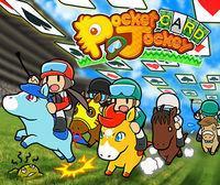 Portada oficial de Pocket Card Jockey eShop para Nintendo 3DS