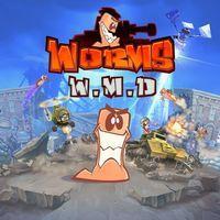 Portada oficial de Worms W.M.D para PS4