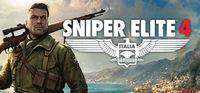 Portada oficial de Sniper Elite 4 para PC