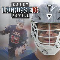Portada oficial de Casey Powell Lacrosse 16 para PS4