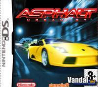 Portada oficial de Asphalt Urban GT para NDS