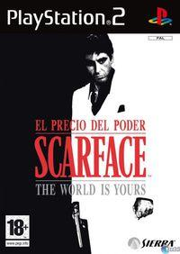 Portada oficial de Scarface: The World is Yours para PS2