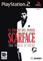 Portada oficial de de Scarface: The World is Yours para PS2