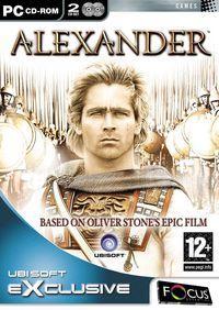 Portada oficial de Alejandro Magno para PC