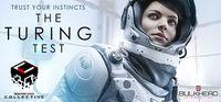Portada oficial de The Turing Test para PC