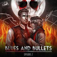 Portada oficial de Blues and Bullets - Episode 2 para PS4