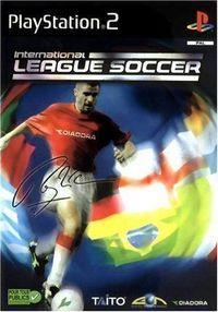 Portada oficial de International League Soccer para PS2