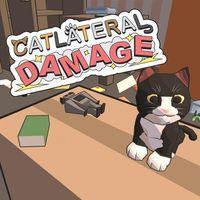 Portada oficial de Catlateral Damage para PS4