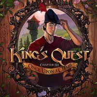 Portada oficial de King's Quest - Chapter III: Once Upon a Climb para PS4