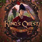 Portada oficial de de King's Quest - Chapter III: Once Upon a Climb para PS4