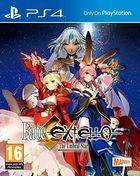 Portada oficial de de Fate/Extella: The Umbral Star para PS4