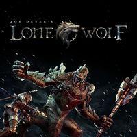 Portada oficial de Joe Dever's Lone Wolf Console Edition para PS4