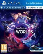 Portada oficial de de PlayStation VR Worlds para PS4
