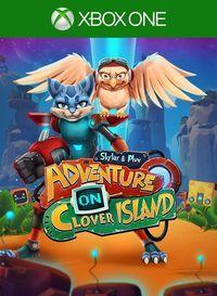 Portada oficial de Skylar & Plux: Adventure on Clover Island para Xbox One