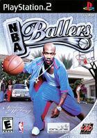 Portada oficial de de NBA Ballers para PS2