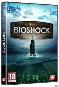 Portada oficial de BioShock: The Collection para PC