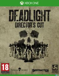Portada oficial de Deadlight: Director's Cut para Xbox One