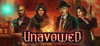 Portada oficial de Unavowed para PC