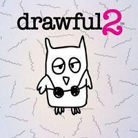 Portada oficial de Drawful 2 para PS4