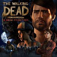 Portada oficial de The Walking Dead: A New Frontier - Episode 1 para PS4