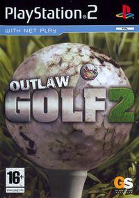 Portada oficial de Outlaw Golf 2 para PS2
