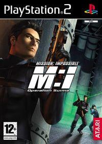 Portada oficial de Mission: Impossible: Operation Surma para PS2