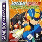 Portada oficial de de Megaman Battle Network 5 para Game Boy Advance
