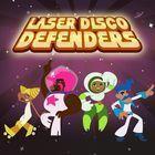Portada oficial de de Laser Disco Defenders para PS4