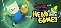 Portada oficial de Adventure Time: Magic Man's Head Games para PC